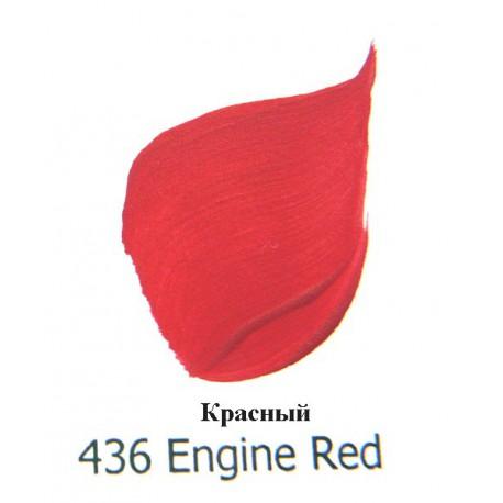 """Акриловая краска FolkArt Plaid """"Красный"""" 436"""