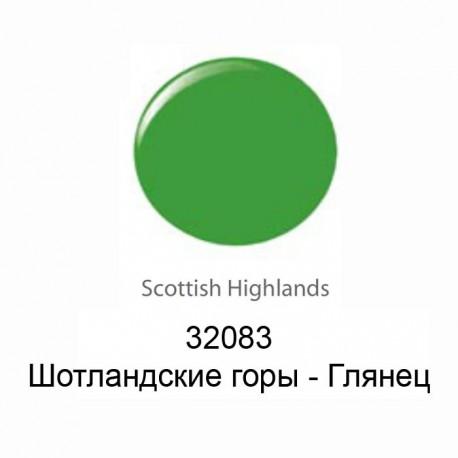 32083 Шотландские горы Глянец Акриловая краска Марта Стюарт Martha Stewart Plaid