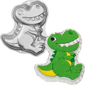 Динозавр Металлическая форма для выпечки Wilton ( Вилтон )