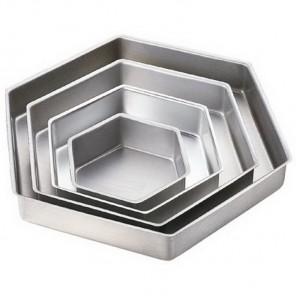 Идеальный гексагон Металлическая форма для выпечки Wilton ( Вилтон )