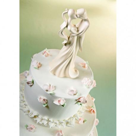 Первый поцелуй Фигурка для торта Wilton ( Вилтон )