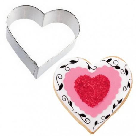 Сердце Форма для вырезания печенья Wilton ( Вилтон )