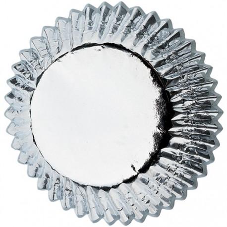 Серебро Набор бумажных форм для кексов золото Wilton ( Вилтон )