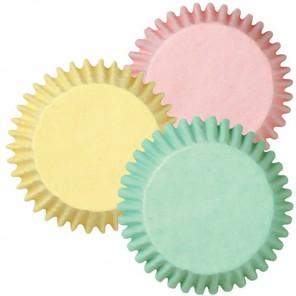 Пастель Набор бумажных форм для кексов Wilton ( Вилтон )