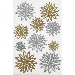 Хризантемы Украшения для скрапбукинга, кардмейкинга Martha Stewart Марта Стюарт