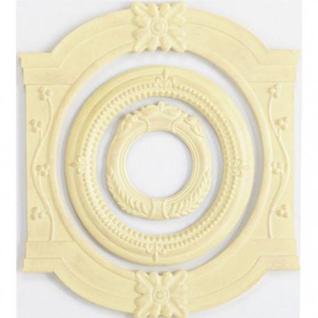 Объемные рамочки с узором для скрапбукинга, кардмейкинга Марта Стюарт Martha Stewart