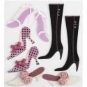 Туфли и сапожки Стикеры для скрапбукинга, кардмейкинга Марта Стюарт Martha Stewart