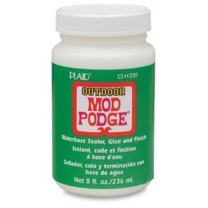 Наружного применения Клей лак для декупажа 11220 Mod Podge Plaid