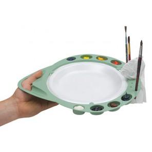 Палитра для смешивания красок One Stroke ( Двойной мазок ) Plaid 1001