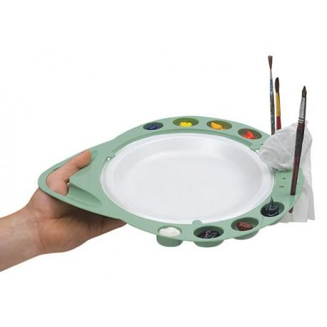 Палитра для смешивания красок PLD- 1001