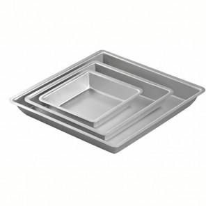 Квадраты 3шт Формы для выпечки металлические Wilton ( Вилтон )