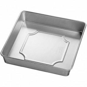 Совершенство 20х20см Квадратная форма для выпечки металлическая Wilton ( Вилтон )