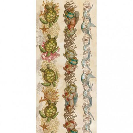 Морские чайки Ленты бумажные для скрапбукинга, кардмейкинга K&Company