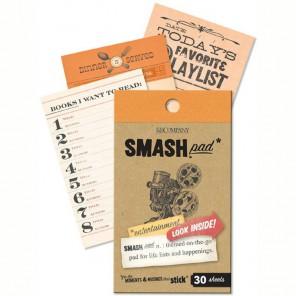 Развлечения Блокнот Smash ( Смэш ) для скрапбукинга Entertainment K&Company