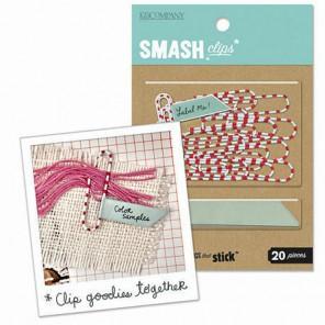 С флажком Скрепки Smash ( Смэш ) для скрапбукинга K&Company
