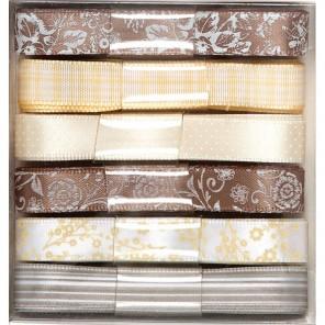 Lincoln Linen Ленты для скрапбукинга, кардмейкинга Docrafts