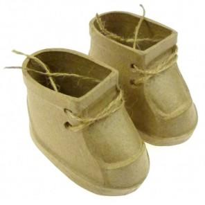 Ботиночки Фигурка из папье-маше