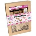 Бабочки Набор для декопатча Decopatch