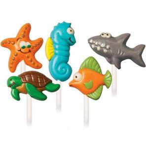 Морские животные Форма для создания конфет Wilton ( Вилтон )