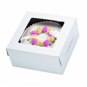 Коробка с крышкой и окошком для торта Wilton ( Вилтон )