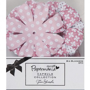 Цветы Parkstone Pink Украшение для скрапбукинга, кардмейкинга Docrafts
