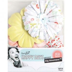 Цветы Happy Days Украшение для скрапбукинга, кардмейкинга Docrafts
