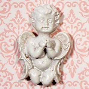 Ангел вдохновенный Набор объемных фигурок Scrapberry's