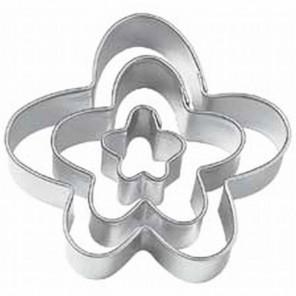Смешной цветок Набор металлических форм для вырезания Wilton ( Вилтон )