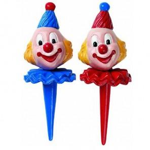 Голова клоуна Фигурка для украшения Wilton ( Вилтон )
