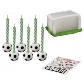 Футбол Набор свечей Wilton ( Вилтон )
