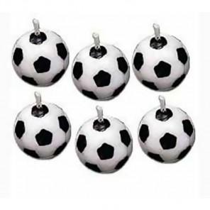 Футбольный мяч Набор свечей Wilton (Вилтон)
