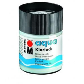 Глянцевый акриловый лак 113505000 Aqua- Klarlack Marabu ( Марабу )