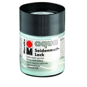 Сатин акриловый лак 113705000 Agua-Seidenmattlack Marabu ( Марабу )