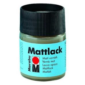 Матовый лак 110805000 Mattlack Marabu