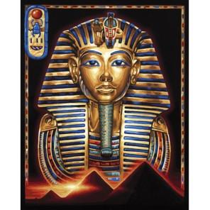 Маска Тутанхамона Раскраска по номерам акриловыми красками Schipper (Германия)