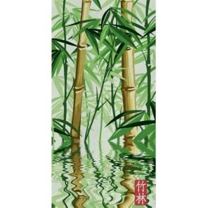 Бамбуковый лес Раскраска по номерам Schipper (Германия)