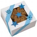 Зима Коробки подарочные с окошком Wilton ( Вилтон )