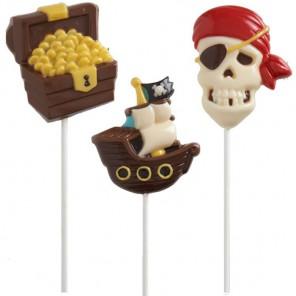 Пираты Форма для создания конфет Wilton ( Вилтон )