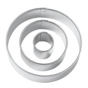 Круг Набор металлических форм для вырезания Wilton ( Вилтон )