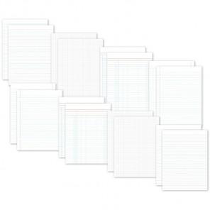Just the Basics Набор дополнительных страниц для смэшбука Snap Simple Stories